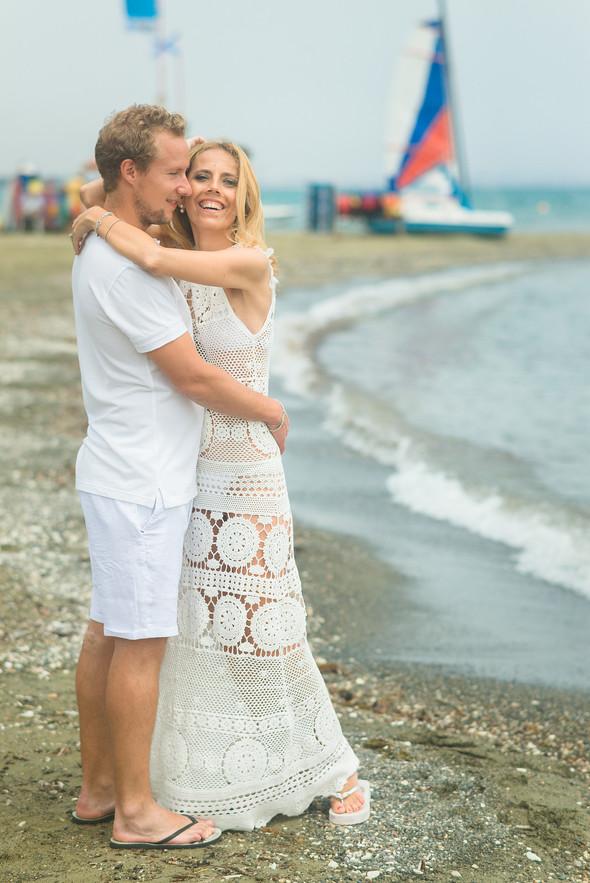 Сима и Стефан - Свадьба на берегу Средиземного моря - фото №5