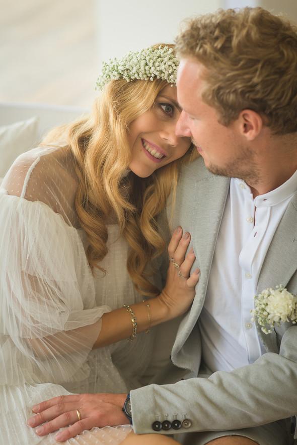 Сима и Стефан - Свадьба на берегу Средиземного моря - фото №17
