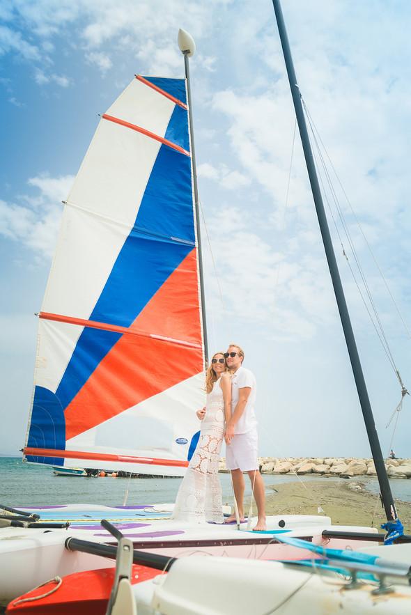 Сима и Стефан - Свадьба на берегу Средиземного моря - фото №4