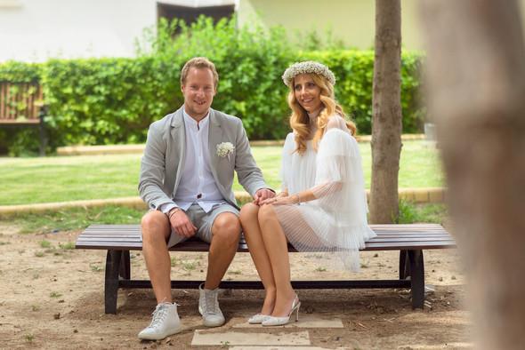 Сима и Стефан - Свадьба на берегу Средиземного моря - фото №27