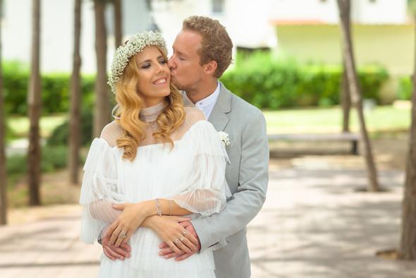 Сима и Стефан - Свадьба на берегу Средиземного моря - фото №19