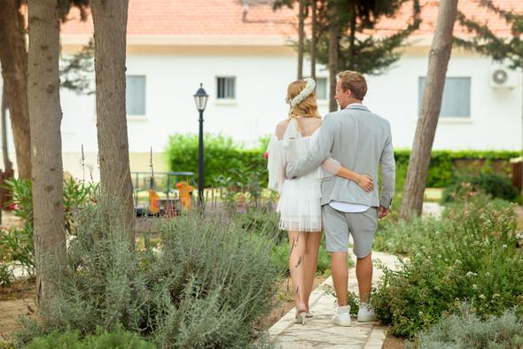 Сима и Стефан - Свадьба на берегу Средиземного моря - фото №20