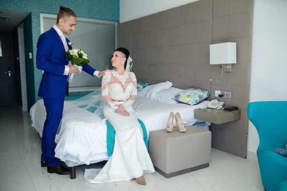 Сергій та Лілія. Вінчання на Кіпрі - фото №7