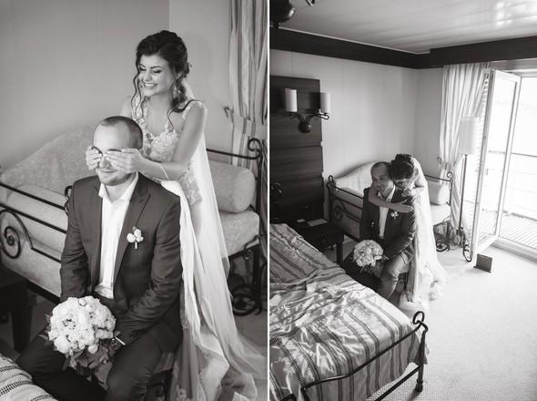 Володимир та Вікторія - ніжне весілля під гаслом SolodkoWedding - фото №26