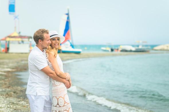 Сима и Стефан - Свадьба на берегу Средиземного моря - фото №7