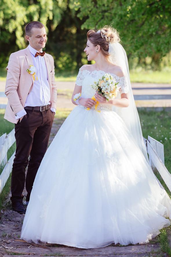 Олег та Вікторія - фото №58