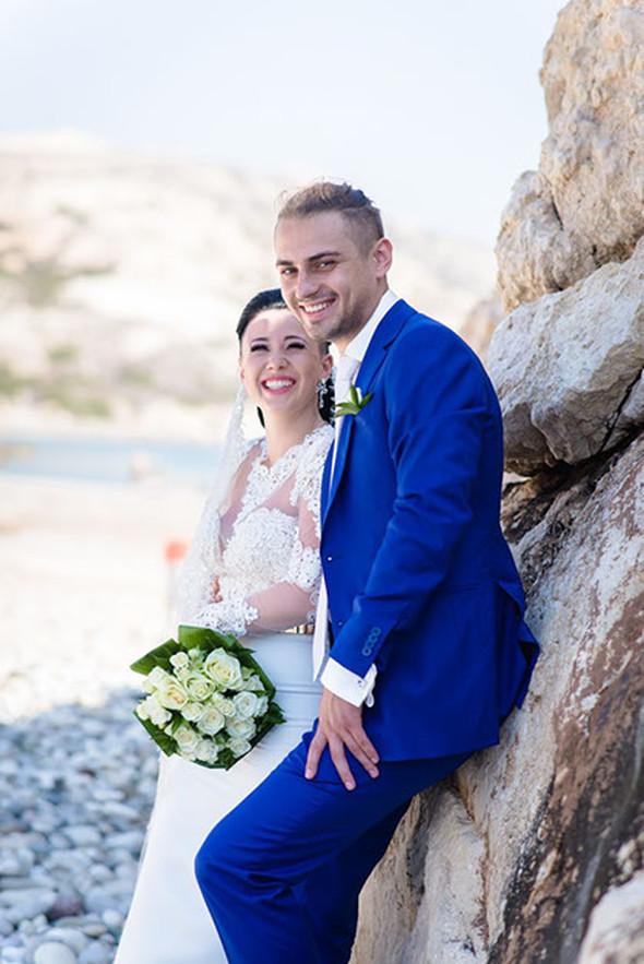 Сергій та Лілія. Вінчання на Кіпрі - фото №34