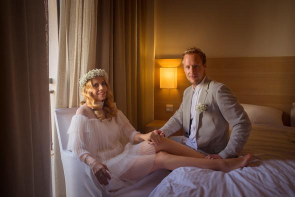Сима и Стефан - Свадьба на берегу Средиземного моря - фото №30