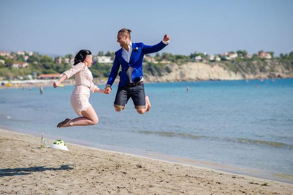 Сергій та Лілія. Вінчання на Кіпрі - фото №41