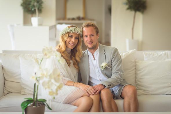 Сима и Стефан - Свадьба на берегу Средиземного моря - фото №18