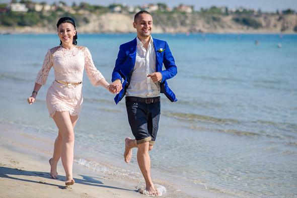 Сергій та Лілія. Вінчання на Кіпрі - фото №40