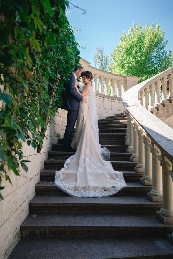 Володимир та Вікторія - ніжне весілля під гаслом SolodkoWedding - фото №12