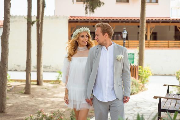 Сима и Стефан - Свадьба на берегу Средиземного моря - фото №26