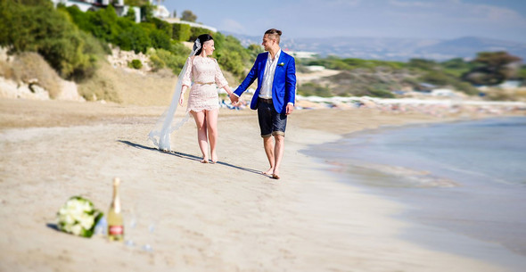Сергій та Лілія. Вінчання на Кіпрі - фото №46