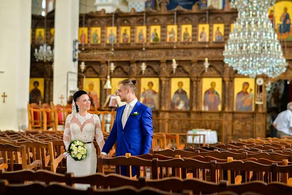 Сергій та Лілія. Вінчання на Кіпрі - фото №28