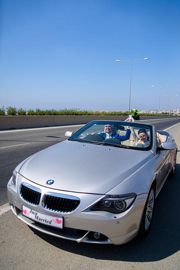 Сергій та Лілія. Вінчання на Кіпрі - фото №3