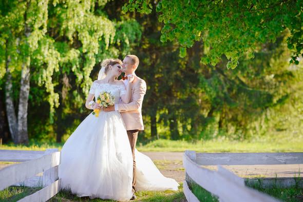 Олег та Вікторія - фото №56