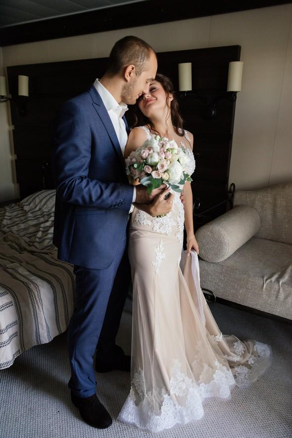 Володимир та Вікторія - ніжне весілля під гаслом SolodkoWedding - фото №24