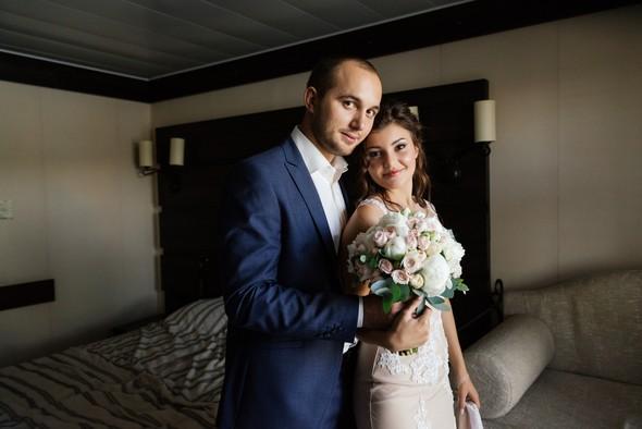 Володимир та Вікторія - ніжне весілля під гаслом SolodkoWedding - фото №25