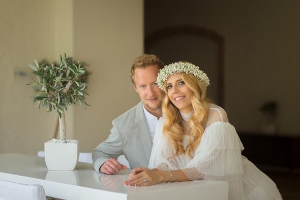 Сима и Стефан - Свадьба на берегу Средиземного моря - фото №14