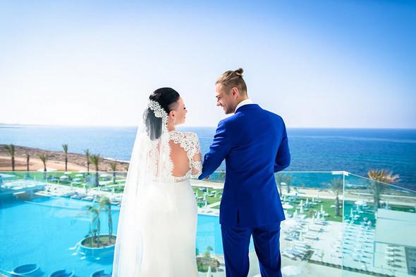 Сергій та Лілія. Вінчання на Кіпрі - фото №1