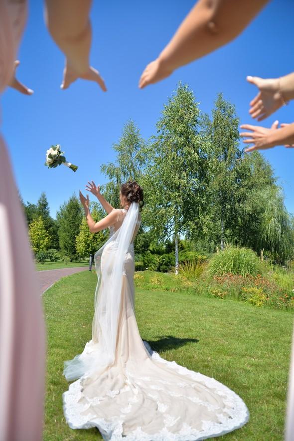 Володимир та Вікторія - ніжне весілля під гаслом SolodkoWedding - фото №4