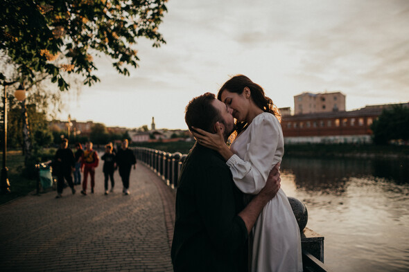 Роман и Ярослава - фото №9