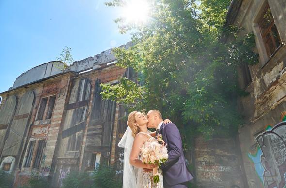 Свадьба Артема и Даши - фото №14