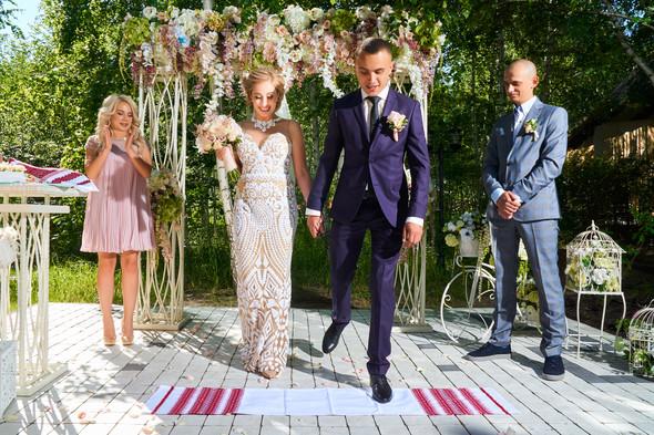 Свадьба Артема и Даши - фото №28