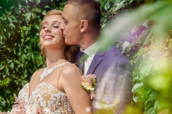 Свадьба Артема и Даши - фото №10