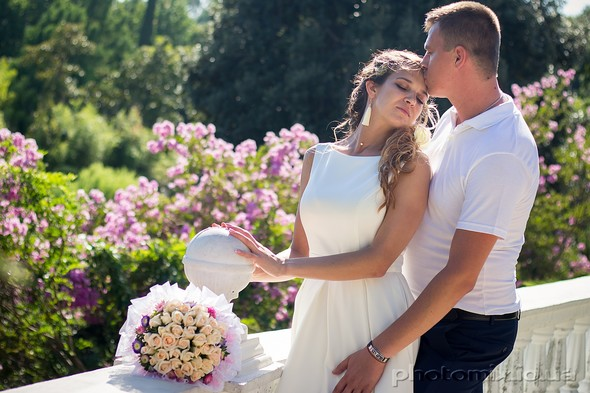 Свадебные прогулки - фото №6