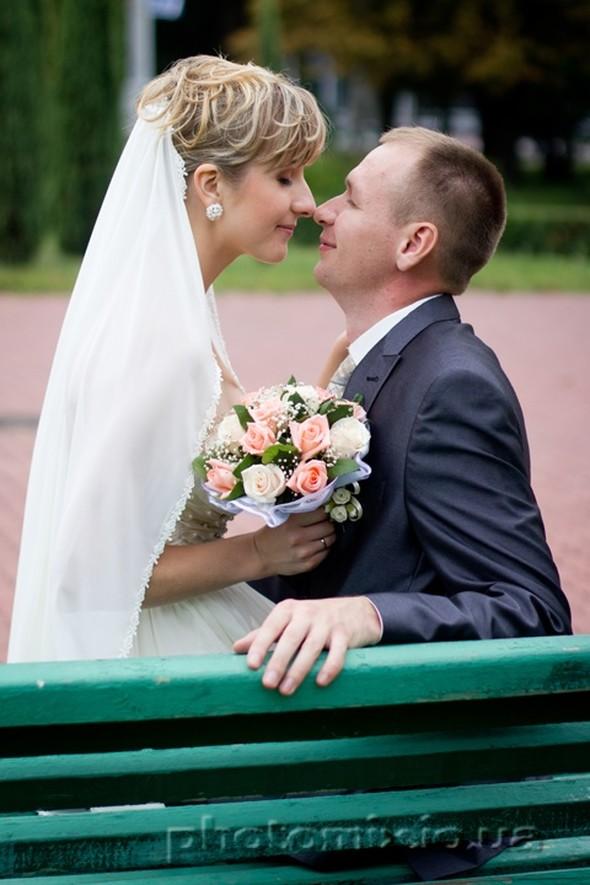 Свадебные прогулки в парках  - фото №1