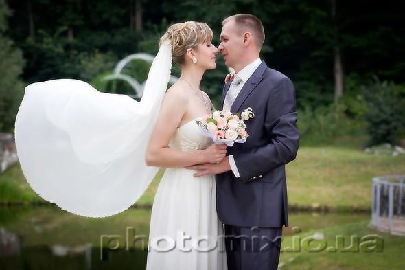 Свадебные прогулки в парках  - фото №9