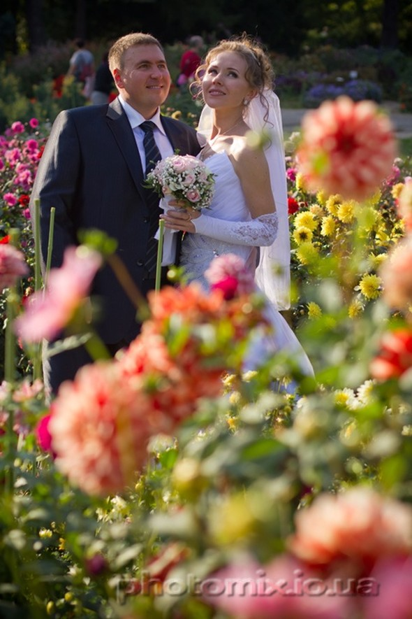 Свадебные фотосессии - фото №25