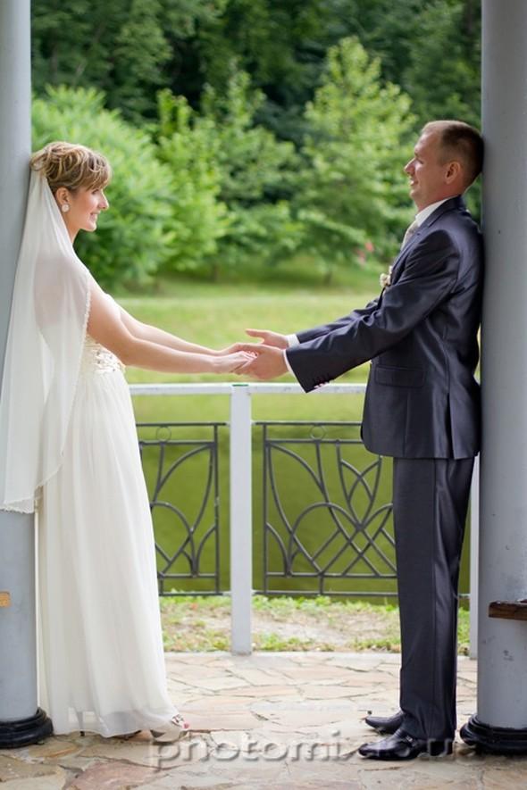 Свадебные прогулки в парках  - фото №10