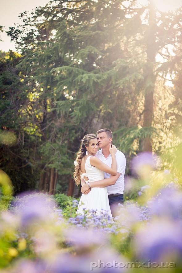 Свадебные прогулки - фото №11