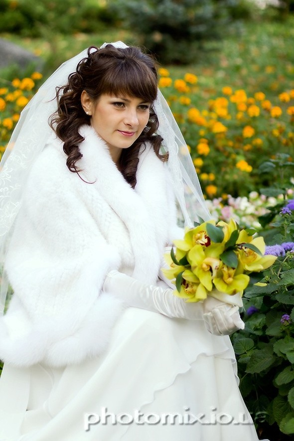 Свадьба в городе - фото №7
