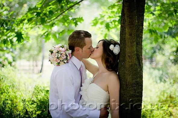 Свадебные фотосессии - фото №21