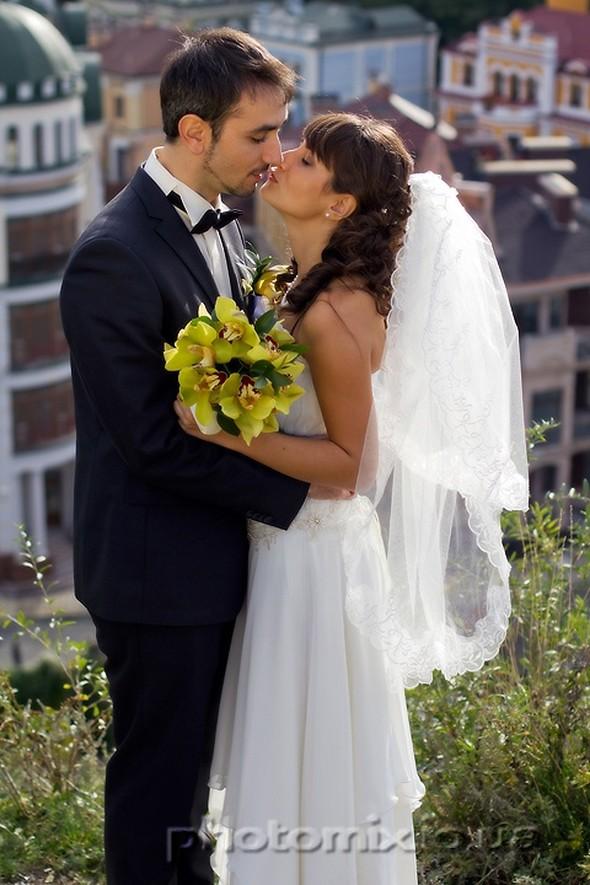 Свадьба в городе - фото №5