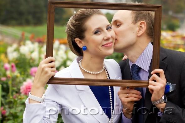 Свадебные фотосессии - фото №28