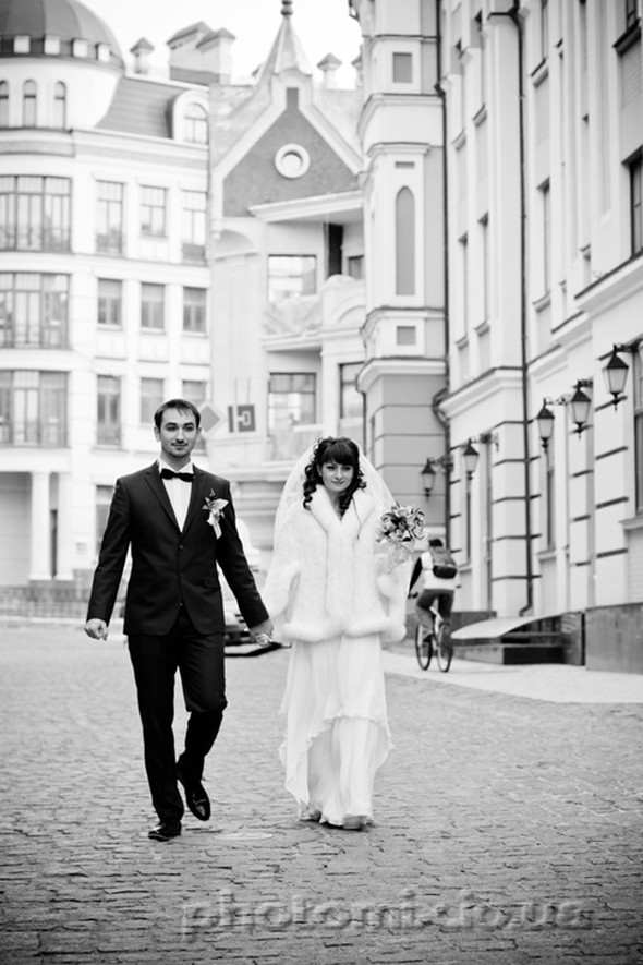 Свадьба в городе - фото №11