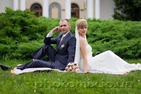 Свадебные прогулки в парках  - фото №7