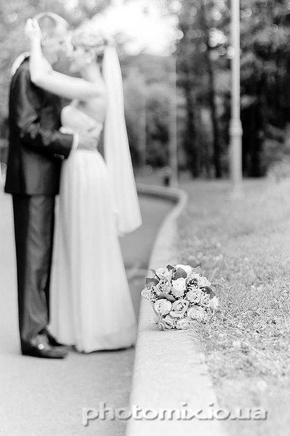 Свадебные прогулки в парках  - фото №12