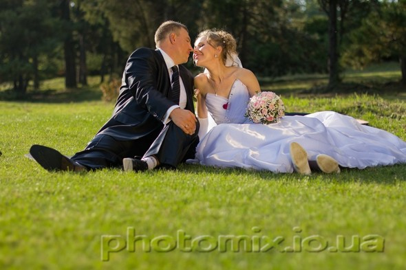 Свадебные прогулки - фото №4