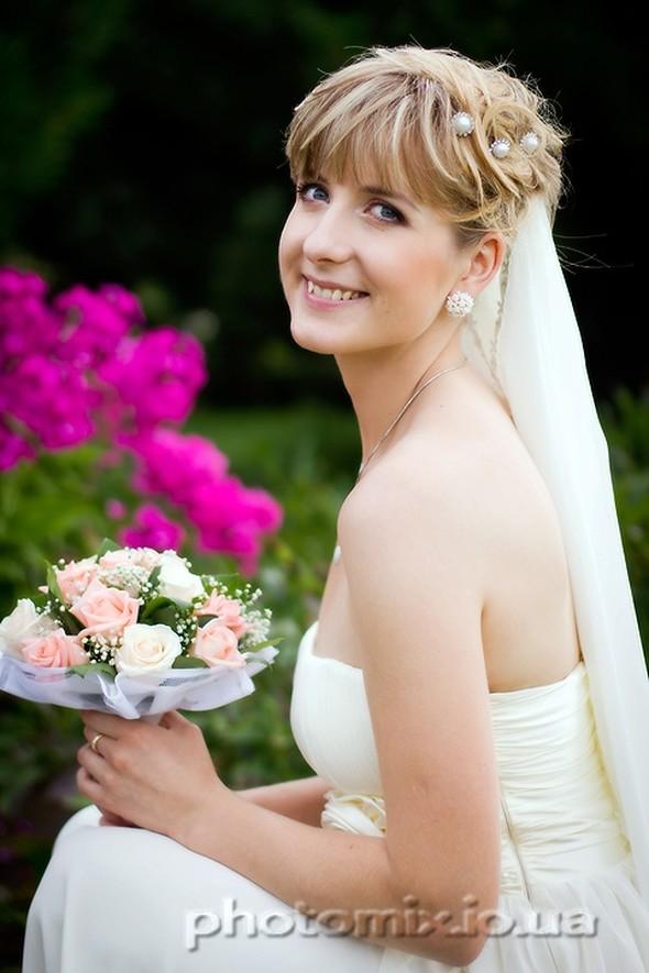 Свадебные прогулки в парках  - фото №8
