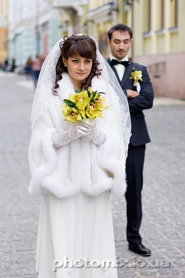 Свадьба в городе - фото №9