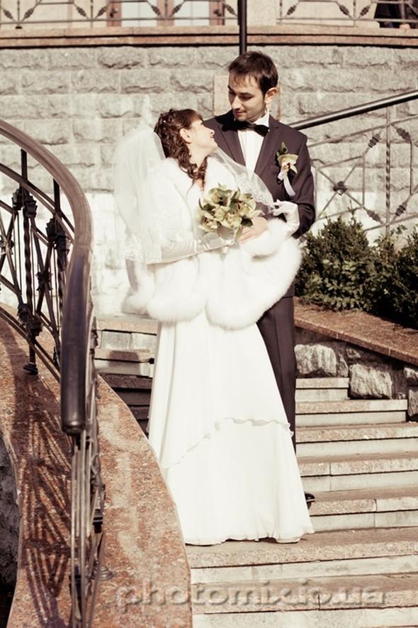 Свадьба в городе - фото №8