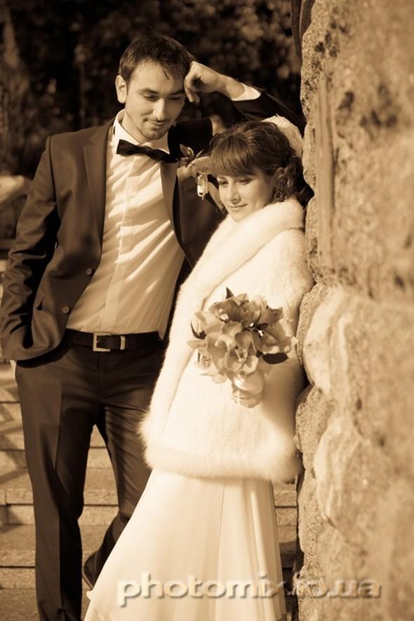 Свадьба в городе - фото №3