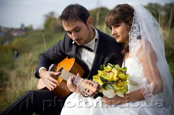 Свадьба в городе - фото №6