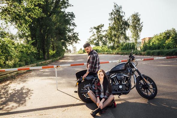 Dasha & Dima, love story. - фото №23